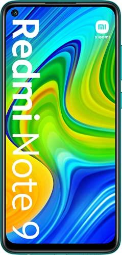 Xiaomi Redmi Note 9 - Smartphone 3GB+64GB, NFC, Pantalla FHD+ de...