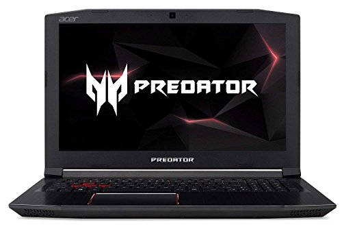 Acer Predator Helios 300Portátil Gaming GTX 1060 with New i7 15.6 inch