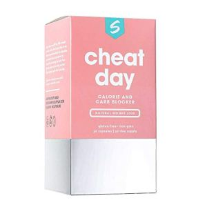 Cheat Day Calorie & Carb Blocker, 30 Count (1-Month Supply) 12 - My Weight Loss Today