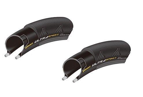 2本セット Continental(コンチネンタル) UltraSport2 ウルトラスポーツ2 700c クリンチャー