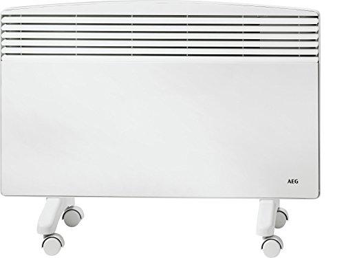 AEG Standkonvektor mit Rollen WKL 2003 F für ca. 20 m², Heizung 2 kW, Umkippschutz, TÜV/GS, 229799