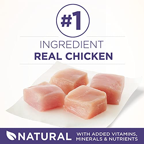 Product Image 4: Purina ONE Natural Dry Cat Food, Hairball Formula - 22 lb. Bag