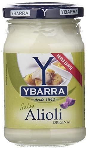 Ybarra Salsa Alioli, 225ml