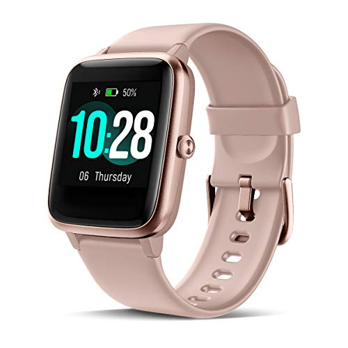 CHEREEKI Smartwatch, Fitness Tracker Orologio IP68 Impermeabilit con Cardiofrequenzimetro,...