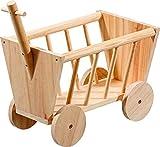 Karlie 84308 Chariots en bois pour rongeurs Wonderland 29 x 19 x...