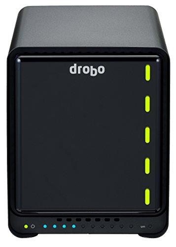 【日本正規代理店品】Drobo 5D3(Gold Edition) 外付HDDケース 5bay/Thunderbolt3&USB3.0/キャッシュ用SSD12...