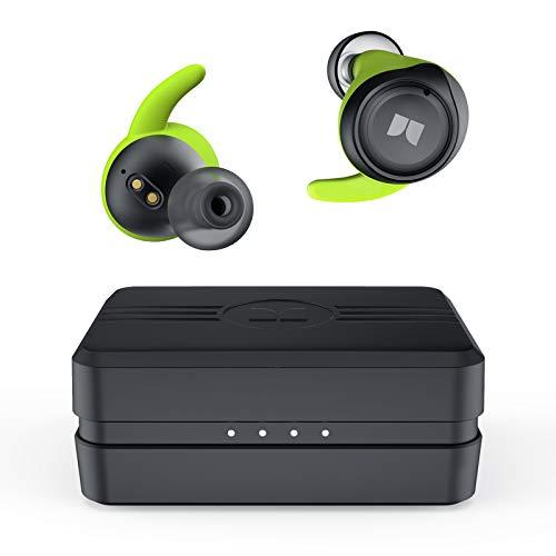 Monster Isport Champion True Wireless Earbuds,...