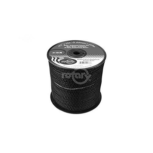 Rotary Item 12175, Trimmer Line .095 Md Spool Black Vortex Line