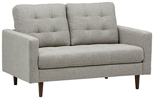 Marchio Amazon -Rivet, divano trapuntata modello Cove, stile mid-century, versione amorino,...