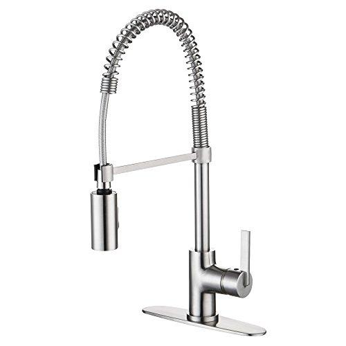 Enzo Rodi ERF7209251AP-10 Modern Commercial Kitchen Faucet...