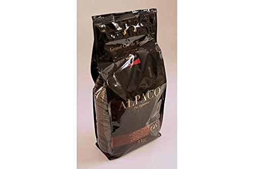 "Alpaco ""Grand Cru"", dunkle Couverture, Callets, 66% Kakao, Ecuador, 3 kg"