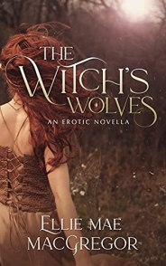 The Witch's Wolves by [Ellie Mae MacGregor]