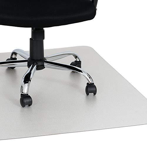 KAISER PLASTIC® Bodenschutzmatte   Made-In-Germany   für Hartboden   90 x 120 cm   aus Polycarbonat