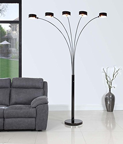 41JpkrNdpQL - Best Corner Floor Lamps – Traditional & Contemporary