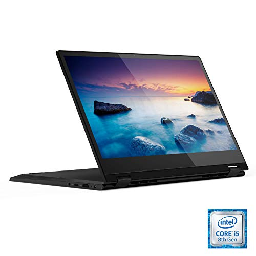 Lenovo Flex 14 2-in-1 Convertible Laptop, 14.0 Inch HD, Touch screen, Intel Core i3-8145U Processor, 4GB DDR4 RAM, 128GB Nvme SSD, Intel UHD Graphics 620, Windows 10, Onyx Black
