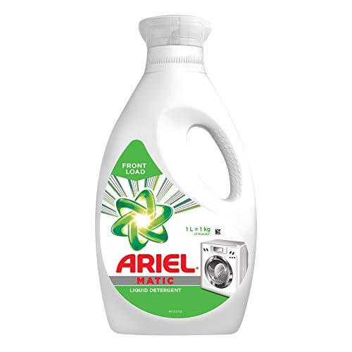 Ariel Matic Liquid Detergent, Front Load, 1 Litre