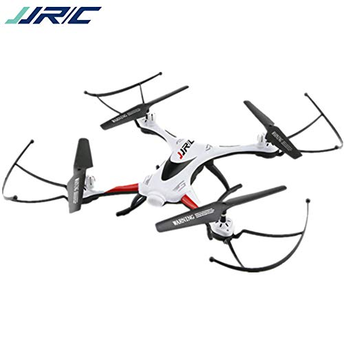 SMZK JJRC H31 Drone quadricottero RC Senza Testa Impermeabile 360  Rolling Action 3D CF One Key Return 2.4G 4CH 6Axis RC Quadcopter RTF con Luce LED per Volo Notturno Bianco