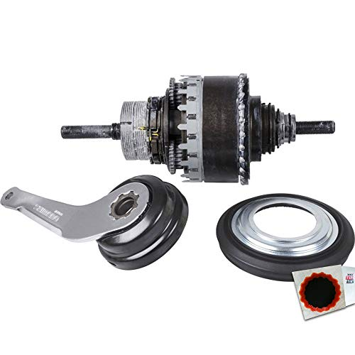 Shimano Getriebeeinheit f. SG-8C31 SG-8C31 SG-C6000-8C 184mm+Bremsarm+Staubkappe