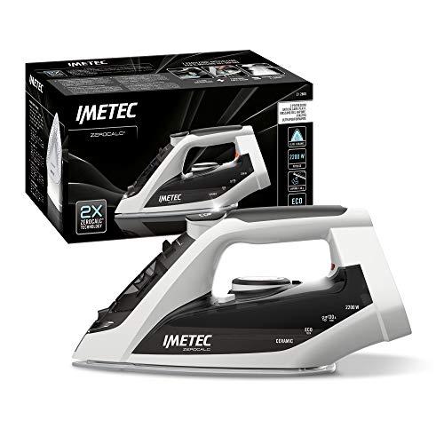 Imetec ZeroCalc Z1 2800 Ferro da Stiro con Tecnologia Anticalcare, Piastra Ceramica ad Alta Scorrevolezza, Tecnologia a...