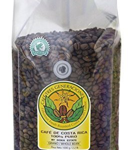 Doka Estate Gourmet Coffee Peaberry AA Doka Coffee/whole Bean, 2.2 lb 9