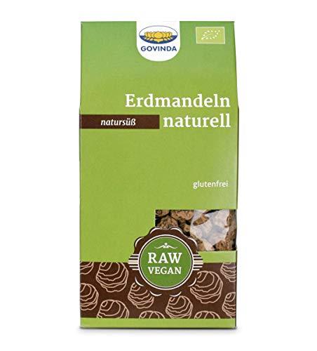 GOVINDA Erdmandeln naturell, 1er Pack (1 x  280 g )