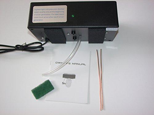 Nano Particle Colloidal Copper Generator 105-127V