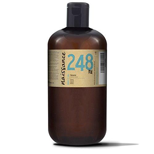 Naissance Aceite Vegetal de Sésamo 1 Litro - 100% puro, pre