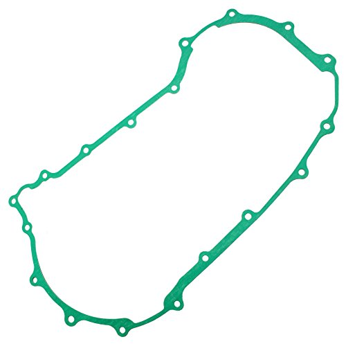 Caltric Clutch Cover Gasket Compatible With Kawasaki Vulcan 1500 Nomad Fi Vn1500L 2000-2004