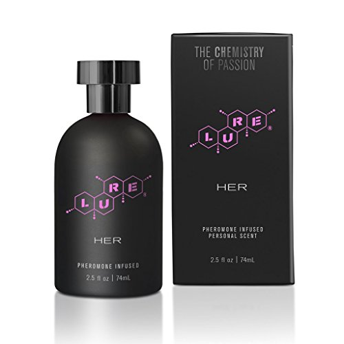 Pheromones For Women Pheromone Perfume [Attract Men] Personal Scent (2.5 fl oz) (Pink (Attract Men))