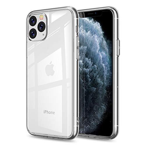FayTun Funda para iPhone 11 Pro, Ultra Fina Silicona Suave TPU...