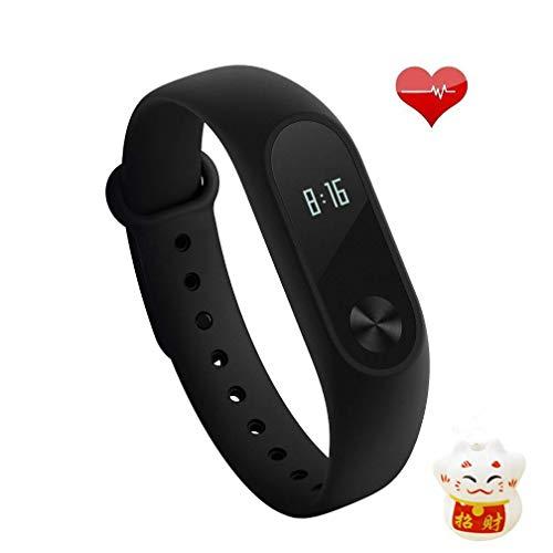 Xiaomi Mi Band 2 Fitness Smartband, Pulsera de actividad, con...