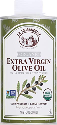 La Tourangelle, Organic Extra Virgin Olive Oil, 16.9 Fl Oz