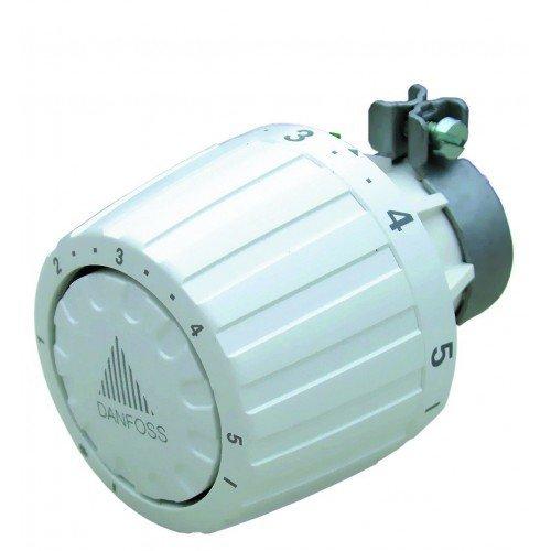 Danfoss 013G2950 Tête thermostatique RAVL pour diamètre intérieur de 26 mm