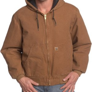 Carhartt Men's Sandstone Tall Active Jacket Coat