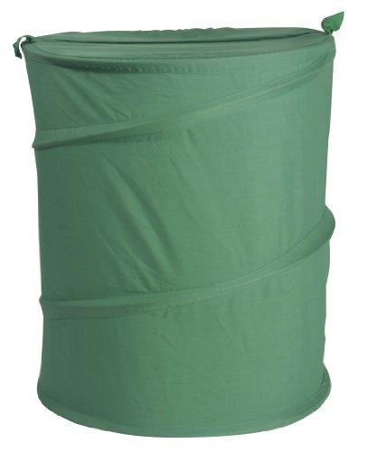 Artra Wäschesack Wäschesammler Jumping Jack Wäschetaschen Wäschebox Multifunktionstasche grün, 46x56h