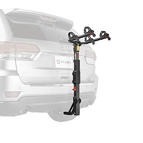 Allen Sports Premier Hitch Mounted 2-Bike Carrier, Model S525
