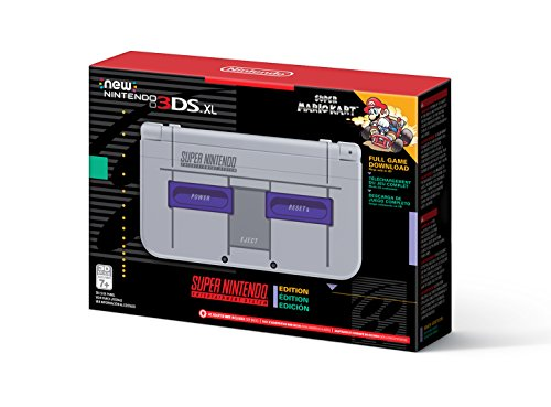 New Nintendo 3Ds XL Super Nintendo