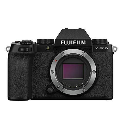 FUJIFILM ミラーレスデジタルカメラ X-S10 ボディ F X-S10 ブラック