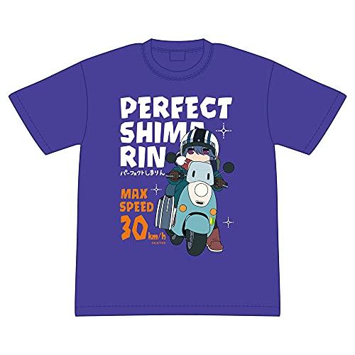 ゆるキャン△ SEASON2 パーフェクトしまりんTシャツ L