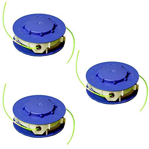 IKRA 13006001-3 - Bobine di filo di ricambio (DV) per decespugliatore