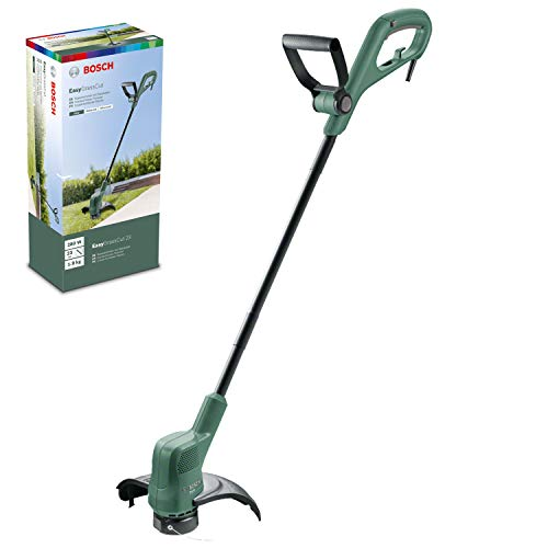 Bosch Home and Garden 06008C1H00 Tagliabordi Elettrico EasyGrassCut 23, 280 W, Verde