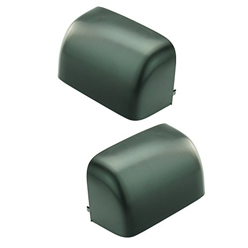 Trail Ridge Mirror Caps Textured Towing Pair Set of 2 for Ford F250 F350 F450 F550 Excursion
