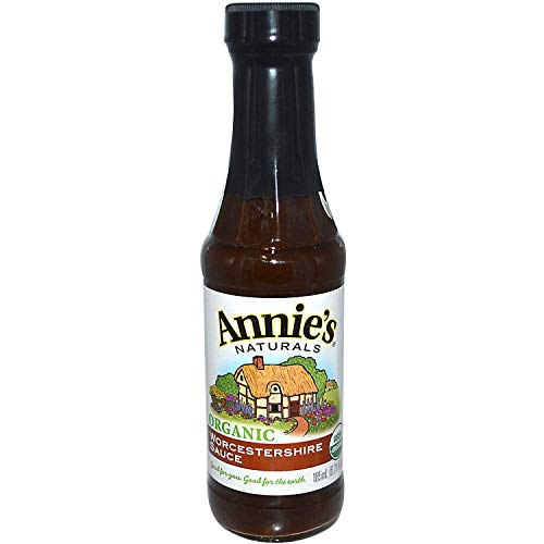 Annie's Naturals, Organic, Worcestershire Sauce, 6.25 fl oz (185 ml)(Pack of 1)