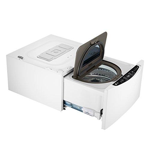 LG F8K5XN3 lavatrice Base Caricamento dall'alto Bianco 2 kg