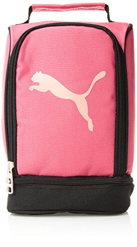 PUMA Girls' Big Evercat Stacker 2.0 Lunch Box, pink/black, OS