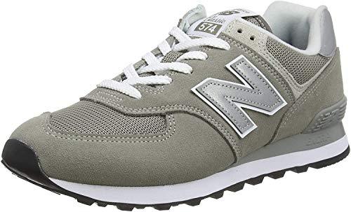 New Balance Herren 574v2 Core Sneaker, Grau (Grau), 44.5 EU