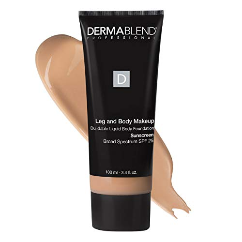 Dermablend Leg and Body Makeup Foundation with SPF...