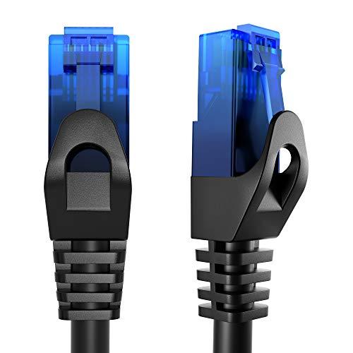 KabelDirekt – 5 m – Cavo Ethernet, Patch e di...