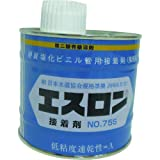 積水化学工業 エスロン 接着剤 NO.75S 500G S755G