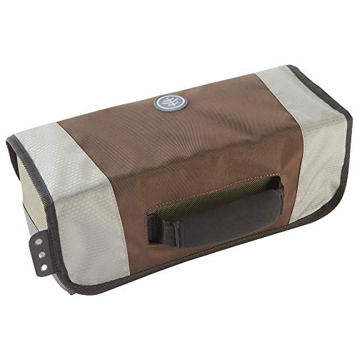 Wychwood - Game Reel Storage Bag, Borsa Porta Mulinello Fly Unisex-Adulto, Verde, Taglia unica